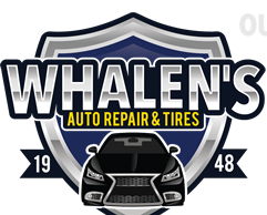 Whalen's Auto Repair & Tires - Since 1948